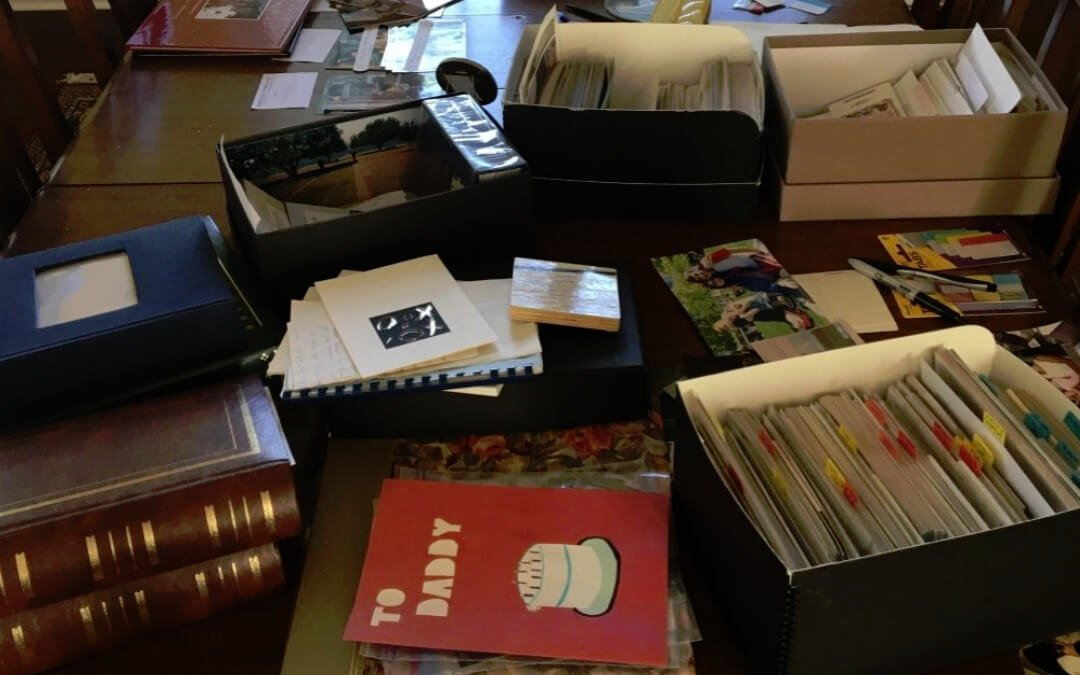 7 Questions to Help Organize Sentimental Items