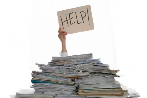 Managing Paper