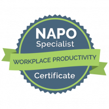 NAPO Specialist Workplace Productivity